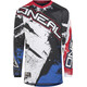 ONeal Element Fietsshirt lange mouwen Heren Shocker bont